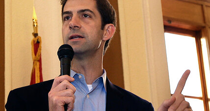 Why does Sen. Tom Cotton hate the Iran deal so much?