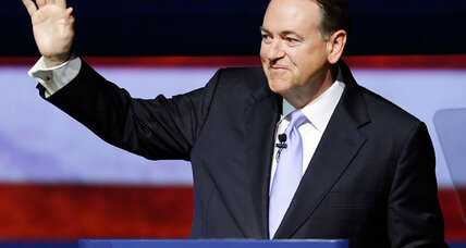 Why evangelical voters love Mike Huckabee so much (+video)