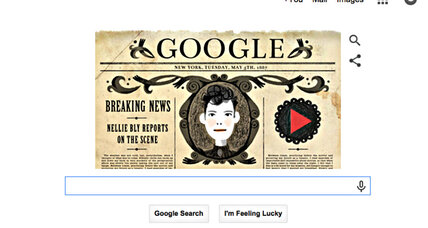 Why Nellie Bly is worth an awesome, original song (+video)