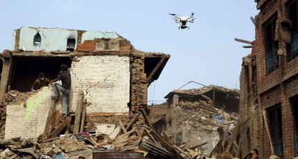 How technology is saving lives and bringing help to Nepal (+video)