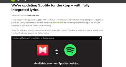Spotify woos YouTube creators for new streaming-video business: report