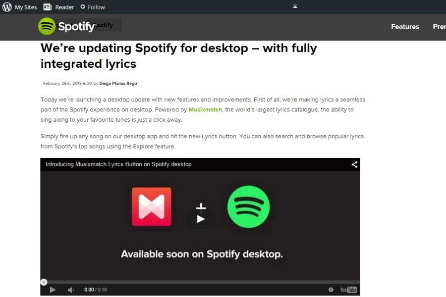 Spotify woos YouTube creators for new streaming-video