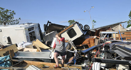 Forecasters predict more heavy storms to hit southern Plains states