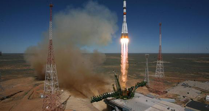 Out-of-control Russian spaceship: Where will it crash?
