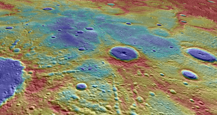 NASA space probe unlocks mysteries of Mercury's magnetic field