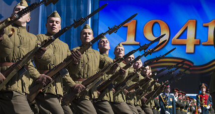 Moscow's Victory Day: Russians riled by West's boycott