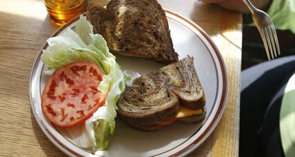 Ten sandwiches hearty enough for dinner