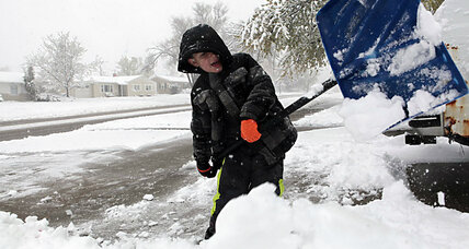 Mother's Day snowstorm: Is it weird to get snow this late? (+video)