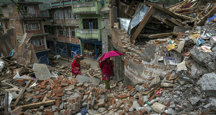 How NASA technology found trapped Nepal earthquake survivors