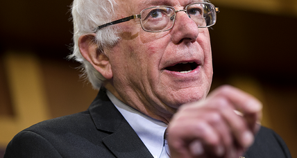 Bernie Sanders's presidential candidacy four decades in the making