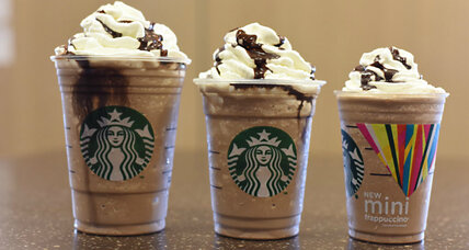 Starbucks to offer Mini Frappuccino: Is small the new grande? (+video)