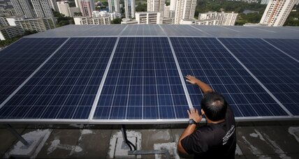 Hawaii hopes to be completely powered by renewable energy by 2045
