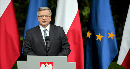 After poor showing in election's first round, Poland's president promises reform (+video)