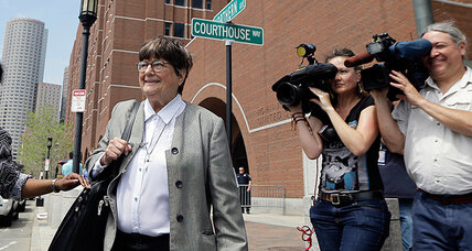 Tsarnaev 'genuinely sorry' for his crimes, nun testifies (+video)