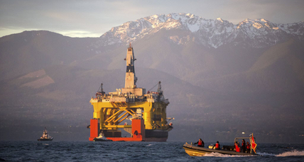 Shell Arctic-drilling clears hurdle as government approves plan