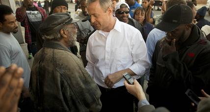 Martin O'Malley's presidential bid: Would it hurt Hillary, or help her?