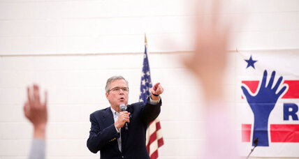 Jeb Bush and Iraq: What price family loyalty? (+video)