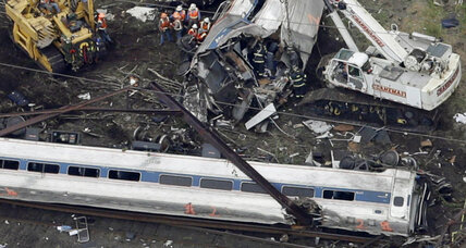 Amtrak crash: How safe are America's railways? (+video)