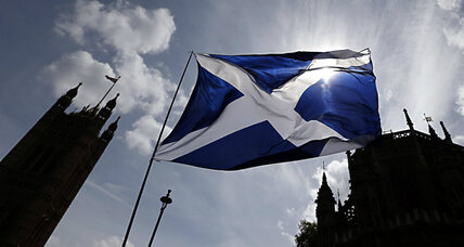Does Northern England really want to join Scotland?