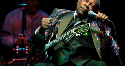 B.B. King: Chairman of the Board to generations of musicians