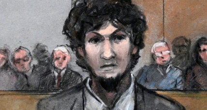 Dzhokhar Tsarnaev sentenced to death: What are his chances of appeal? (+video)