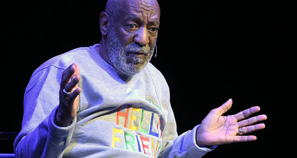 Bill Cosby responds to criticisms: The message is more important than the messenger