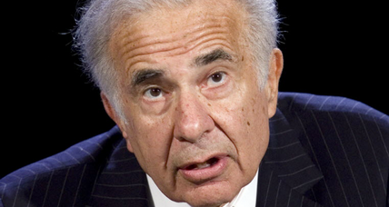 Carl Icahn makes $100M investment in Uber rival Lyft