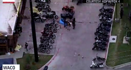 170 bikers charged with organized crime after Texas clash