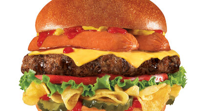 Carl's Jr. debuts Most American Thickburger, breaks $5 price ceiling