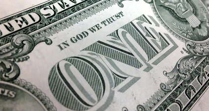 'In God We Trust': Is the motto on US currency unconstitutional? (+video)