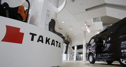 Takata agrees to recall 33.8 million air bag parts
