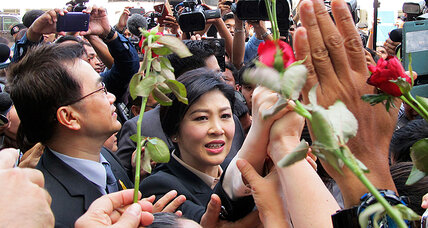 Thailand's ex-PM Yingluck enters plea in trial for role in rice subsidy scheme