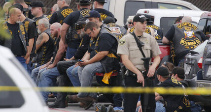 What Waco biker shootout suggests about race in America (+video)