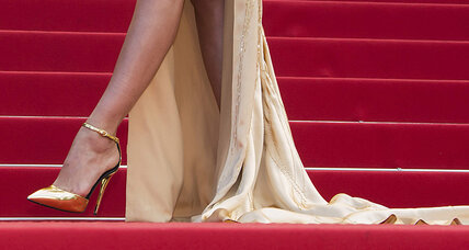 Cannes women have it all? High-heel controversy suggests maybe not. (+video)
