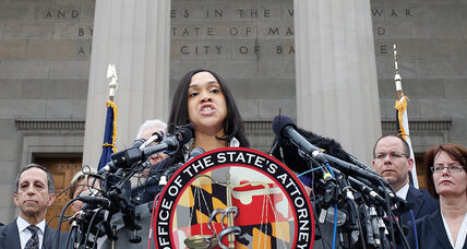 6 officers indicted in death of Freddie Gray