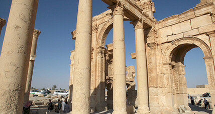 Islamic State seizes ancient Palmyra for strategic boost in eastern Syria (+video)