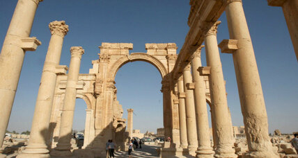 Islamic State takes over ancient Syrian cultural site. Destruction ahead?