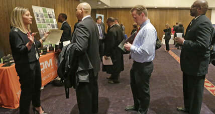 US jobless claims over past month hit 15-year low