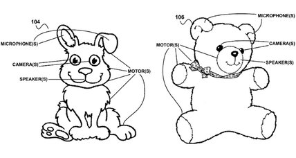 Google's stuffed animals would control your appliances (and talk to your kids)