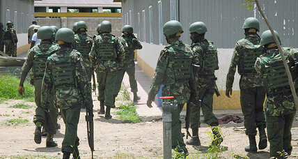 Kenya says it repelled Al Shabab militants in town north of Garissa