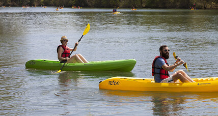 Spend your summer paddling with the proper kayaking gear