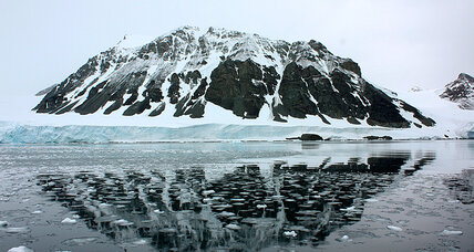 Antarctic glaciers thinning so fast, it's like a switch was flipped (+video)