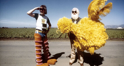 'I Am Big Bird' is affectionately saccharine
