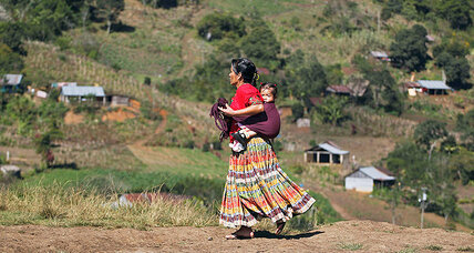 How Guatemala is trying to keep girls from 'growing up too fast'