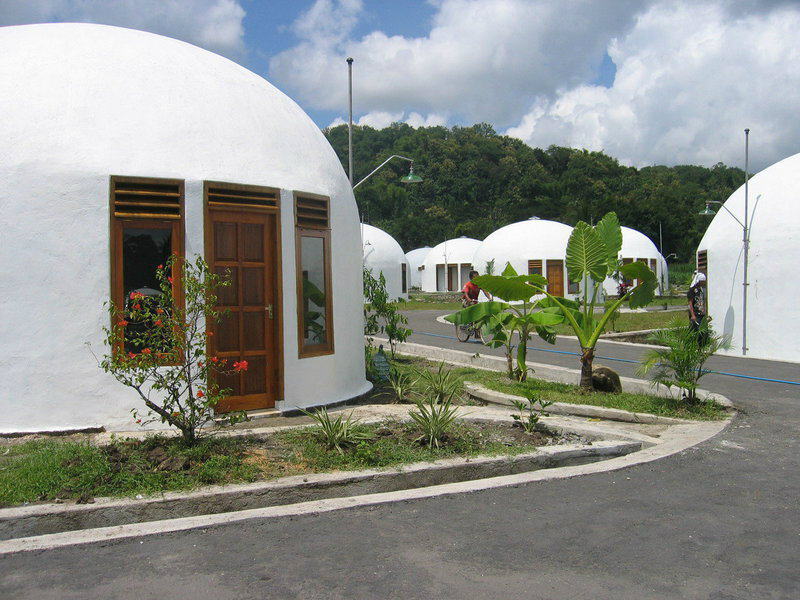 Could 'dome homes' be the future of reducing disaster risk