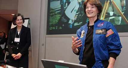 Google Doodle honors astronaut and educator Sally Ride (+video)