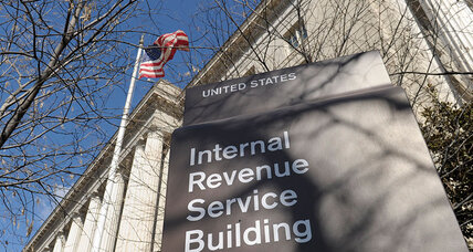 IRS says thieves stole tax info from 100,000 (+video)