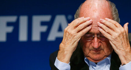 Will Blatter wriggle out again (and other questions about the FIFA corruption investigation)?