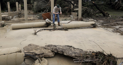 'It's coming': Did stern Texas flood warnings go unheeded, or unheard? (+video)