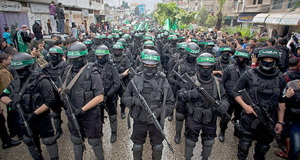 Hamas committed war crimes against Gaza civilians, report finds